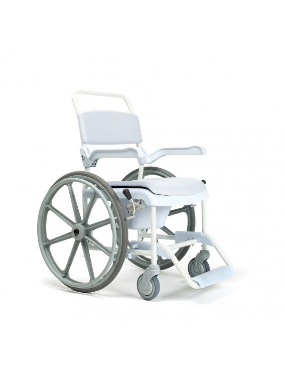 Pluo z komfortową nakładką na siedzisko i oparcie